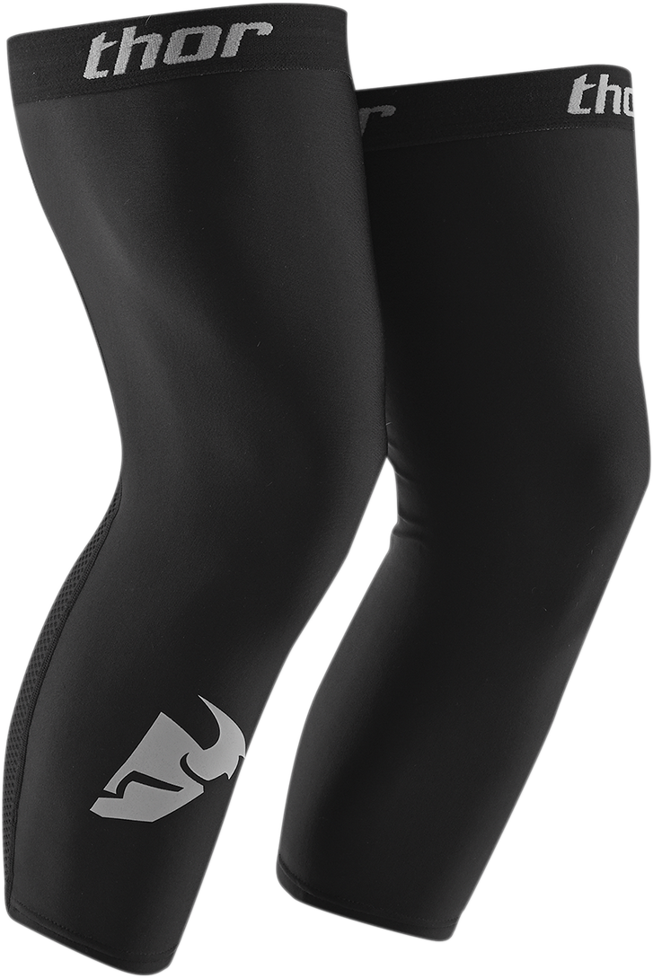 Thor S5 Black. Knee compression Stockings