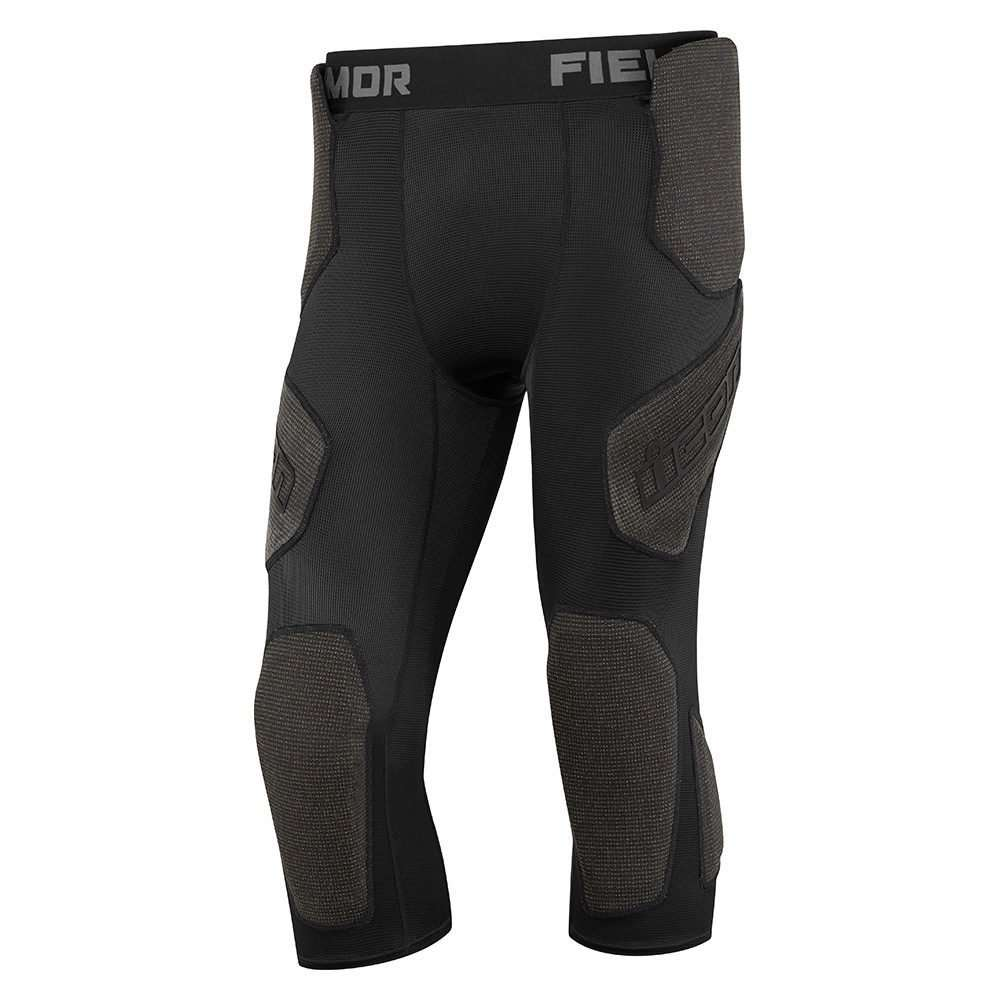 Icon Field Armor Compression protective shorts with D3O and Kevlar