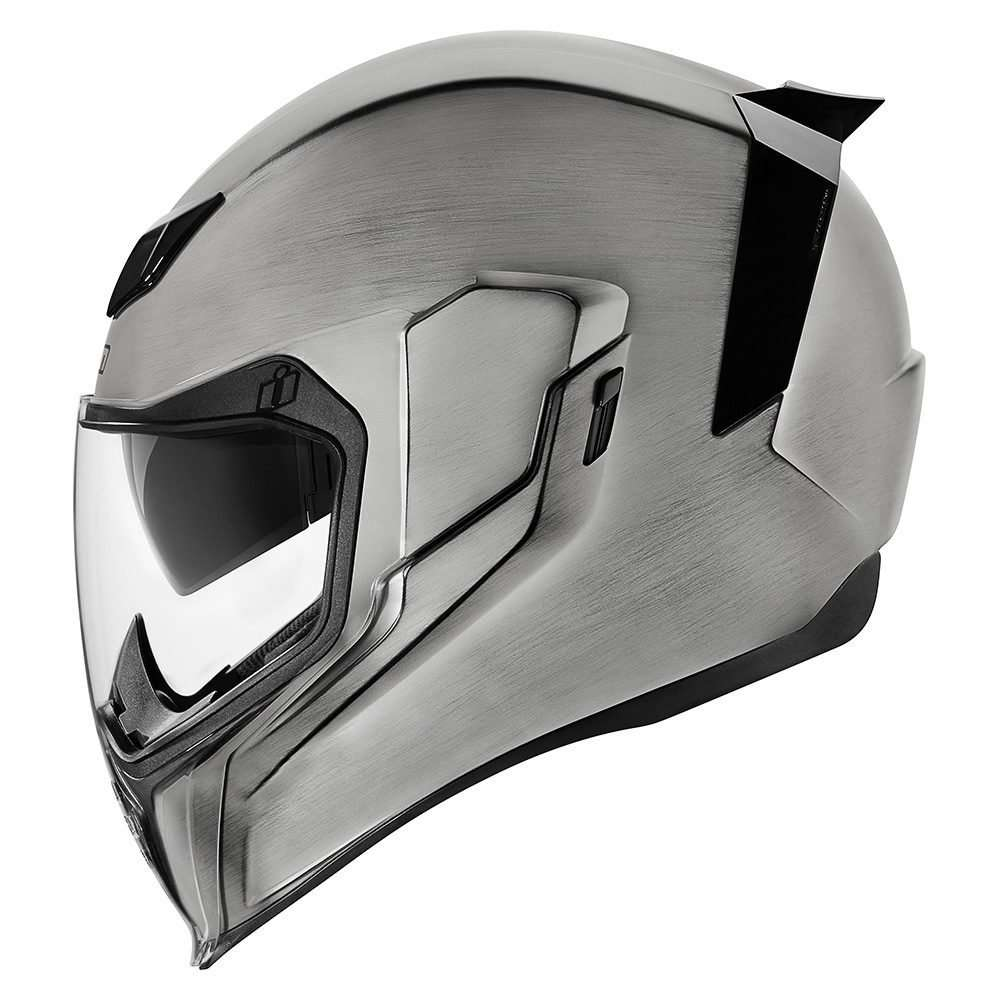 Icon Airflite Quicksilver motorcycle helmet